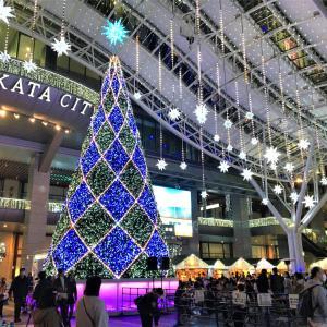 【楽しもう!】2020 福岡 クリスマスマーケット