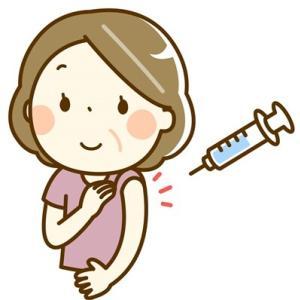 2回目のコロナワクチン接種