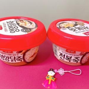 ご近所から頂いた韓国食品
