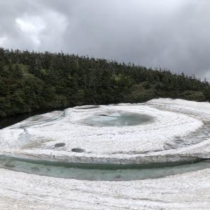 岩手県八幡平の「ドラゴンアイ」を見てきました【年に一回しか見れない神秘の現象】