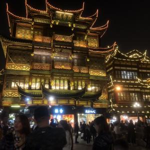 古代と租界時代、そして現代の中国が集まる上海(書生の旅行記2)