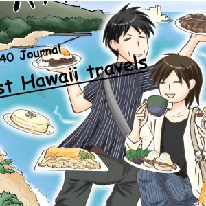 First Hawaii travels