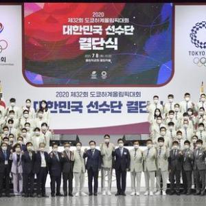 【福島産食べるな】反日国家韓国、選手団「放射能汚染の危険」 給食センター開設し弁当配送