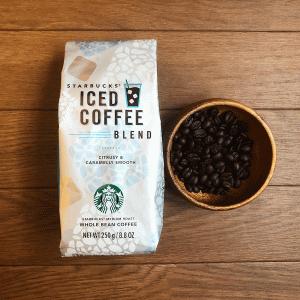 スターバックスの夏の季節限定コーヒー 「アイスコーヒー ブレンド」2021年版のご紹介!