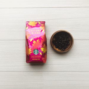 スターバックス オータムブレンド2021年版の感想 スターバックスの季節限定コーヒーのご紹介!