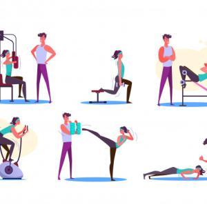 筋肉痛の時に筋トレは行っていいのか?すぐに回復させる方法も解説します。