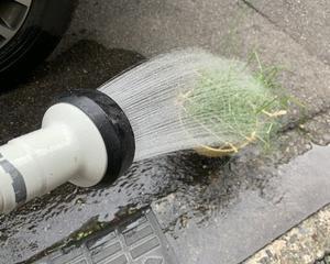 園芸用に特化した散水ノズル タカギのプログリップガーデン