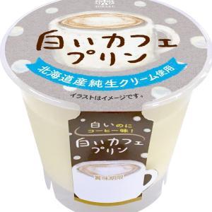 トーラク 白いカフェプリン