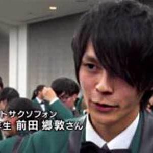 眞栄田郷敦の出身高校は岡山の明誠学院高等学校!サックスを吹いている動画も紹介!