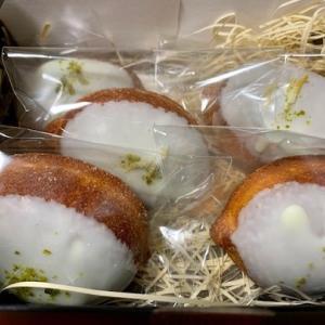 嬉しい贈り物、手作り『 レモンケーキ 🍋』
