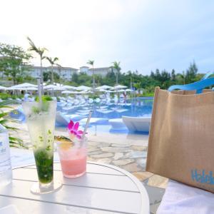 ハレクラニ沖縄のプールを紹介!