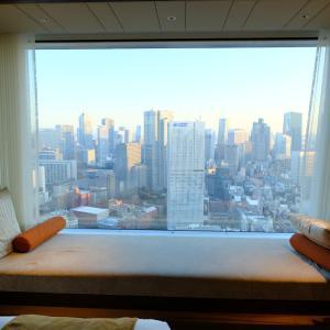 ザ・プリンスギャラリー紀尾井町宿泊記。高層階ならではの眺望が最高!