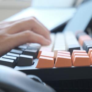 【中華ガジェット】5000円の激安メカニカルキーボードHavit KB487L-USをレビュー