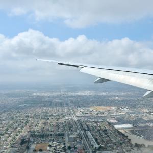 ただいま、LA!!!