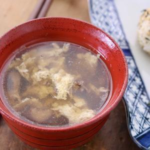 茶碗蒸しのような ふんわり卵の簡単和風汁