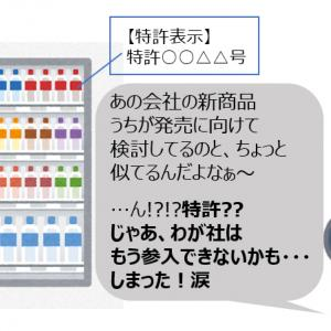115_『特許表示』のお話続編(化粧品・医薬品関連)