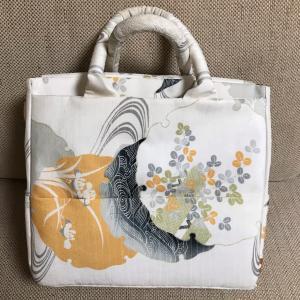 アヤンティーヌ作夏のバッグ☆雪輪