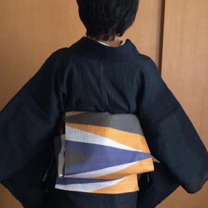 米澤・新田さんの帯で「うつくしき日本の手仕事展」へ☆その2