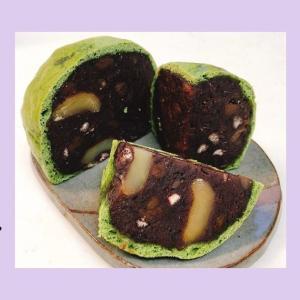 黒豆と栗の食感が楽しい♪中村屋【一休(いっぷく)まんじゅう】を実食!