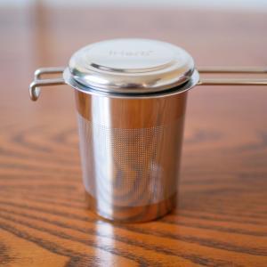 iHerbのティーインヒューザーで緑茶の美味しさアップ