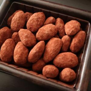 【広島】チョコレートの老舗イマージュのアーモンドチョコ