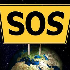 SOSとは略語じゃなかった⁈意味は?