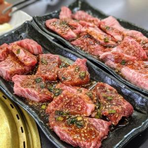 新年焼肉三昧★【 白頭山 】さんで焼肉ランチ【豊田市】