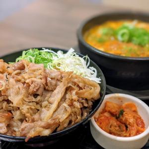 辛さにヒーハーしたい時【 韓丼 】さんで夜ごはん【豊明市】