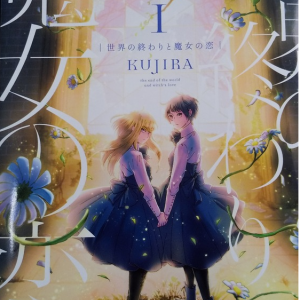 『世界の終わりと魔女の恋』世界を滅ぼす暖かくて優しい恋の物語