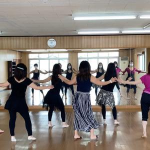 明日のお知らせ【名古屋ベリーダンススクールオラクル】