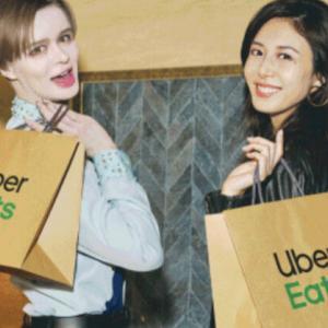 【Uber Eats (ウーバーイーツ)新CM!】松嶋菜々子さんとMattさんの共演!