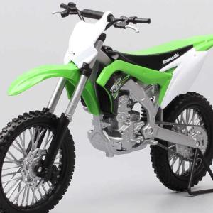 【KX250Fバイク模型】観賞用におもちゃを買いました