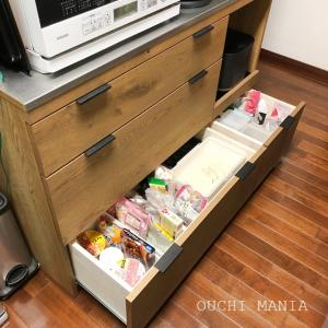 食器棚収納の見直しと、tower製品の使いやすさを実感