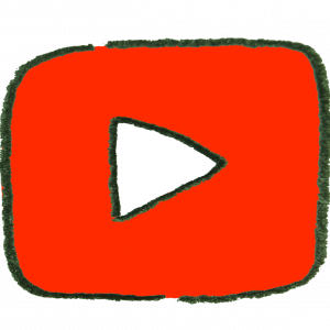 YouTube見ました。シンゴ