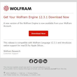 Mathematica 12.3.1