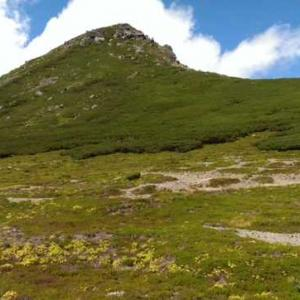 昔の写真から 乗鞍岳