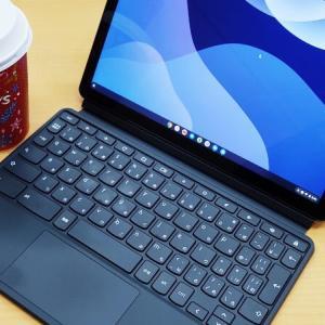 【比較】iPad と IdeaPad Duet Chromebook