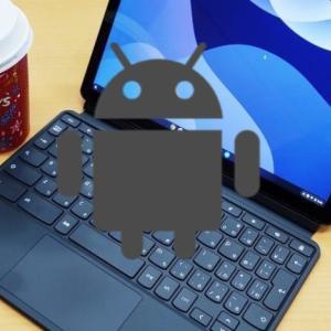 IdeaPad Duet Chromebookに野良apkからアプリをインストールする方法