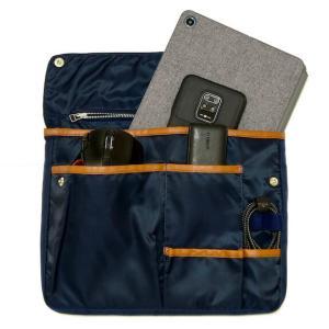 IdeaPad DuetのケースにB5サイズのバッグインバッグが最適