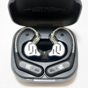 【レビュー】KZ AZ09 Bluetoothアダプタ【装着感・質感ともに良い】