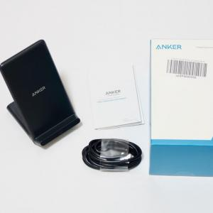 Anker PowerWave 10 Stand レビュー【発熱しないワイヤレス充電器】