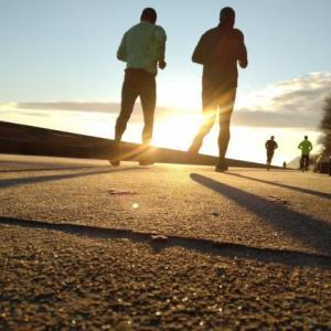 朝一ジョギングのすすめ