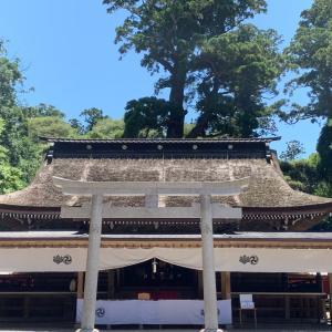 神社巡りシリーズ「鹿島神宮」