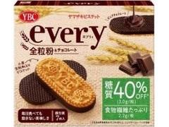 エブリィ 全粒粉ビスケット&チョコレート