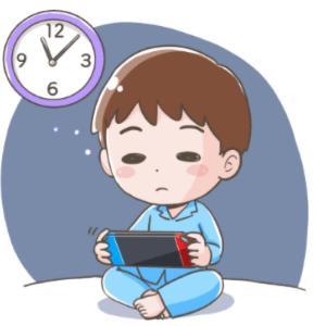 【実録!不登校】昼夜逆転❗睡眠リズムの乱れへの対策‼️
