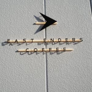 西町   週末だけのコーヒー屋 East Enders Coffee