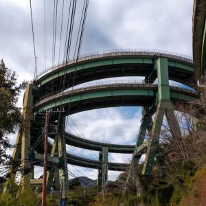 伊豆半島で一番好きな場所 伊豆のぐるぐる!(河津七滝ループ橋)