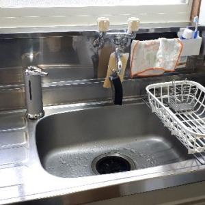 【捨て】洗剤の一本化で、キッチンもスッキリしました!