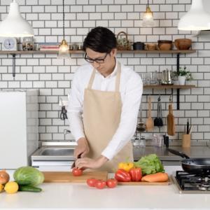 料理男子はモテる? 女性から見た料理上手な男性の魅力!
