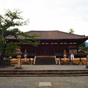 當麻寺で中将姫を思う